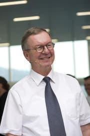 Der ehemalige Stadtrat Kurt Bieder 2012.
