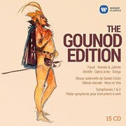 The Gounod Edition, 15 CD, Warner Classics