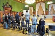 Die Ratsrechte lehnt zusätzliche Änderungen des Baureglements ab – so auch die neue Präsidentin Elsi Bärlocher. (Bild: Flavio Di Nicola)