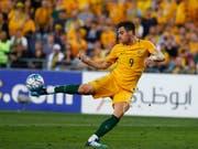 Einer von vier WM-Teilnehmern aus der Super League: der Australier Tomi Juric (Bild: KEYSTONE/AP/DANIEL MUNOZ)