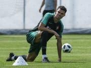 Pepe ist der Chef in der portugiesischen Abwehr (Bild: KEYSTONE/EPA LUSA/PAULO NOVAIS)