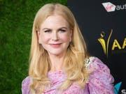 Nicole Kidman unterstützt den Amazon-Konzern bei seinem Kampf gegen den Streaming-Dienst Netflix und produziert künftig Serien sowie Filme für den Internetgiganten. (Bild: KEYSTONE/AP Invision/VIANNEY LE CAER)