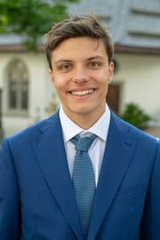 Stiftsschule-Absolvent Daniel Rose aus Luzern. (Bild: Izedin Arnautovic (Engelberg, 15. Juni 2018))