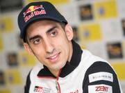 Sébastien Buemi gewinnt als dritter Schweizer den 24-Stunden-Klassiker in Le Mans (Bild: KEYSTONE/JEAN-CHRISTOPHE BOTT)