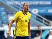 Einziger Torschütze für Schweden beim Auftaktsieg gegen Südkorea: Captain Andreas Granqvist (Bild: KEYSTONE/EPA/VASSIL DONEV)