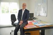 Der Wuppenauer Gemeindepräsident Martin Imboden kandidiert für eine zweite Amtsperiode. (Bild: Mario Testa)