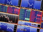 Handelsstreit schickt Aktien am Montag auf Tauchgang. (Bild: KEYSTONE/ALESSANDRO DELLA BELLA)