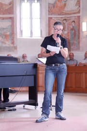 Historikerin und Journalistin Katharina Meier. (Bild: Peter Küpfer)