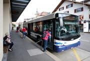 Das dichte Verkehrsnetz der ZVB soll im Ägerital noch ausgeweitet werden. (Bild: Stefan Kaiser (Unterägeri, 18. Juni 2018))