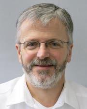 Thomas Bauer, Präsident der Personalvertretung von GE Schweiz.