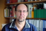 Urs Müller vom Bildungs- und Beratungszentrum Arenenberg (Bild: Nano do Carmo)