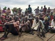 Die Konfliktparteien im Südsudan nehmen die Lage der Bevölkerung nicht ernst, wie das UNHCR in seinem Flüchtlings-Jahresbericht festhält. (Bild: KEYSTONE/AP/SAM MEDNICK)