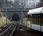 Mit dem Fahrplan 2019 müssen die Wittenbacher in St.Gallen warten. (Bild: Michel Canonica (10. Februar 2017))
