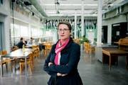 Ursula Stämmer-Horst ist die Präsidentin des Luzerner Synodalrats. (Bild: Philipp Schmidli, 18. September 2014)