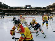 Im Januar 2007 traten die SCL Tigers schon einmal im Stade de Suisse gegen den SC Bern an (Bild: KEYSTONE/PETER KLAUNZER)