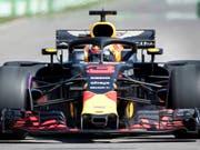 Die Autos von Red Bull werden in Zukunft von Honda-Motoren angetrieben (Bild: KEYSTONE/AP The Canadian Press/GRAHAM HUGHES)