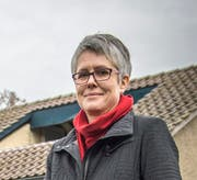 Marianna Frei, Gemeindepräsidentin von Schlatt. (Bild: Reto Martin)