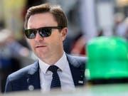 Muss sich auf das Urteil im Fall Froome gedulden: UCI-Präsident David Lappartient (Bild: KEYSTONE/JEAN-CHRISTOPHE BOTT)