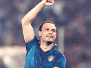 Hatte an der WM 1990 im Dress der Squadra Azzurra seine Sternstunden: Toto Schillaci (Bild: KEYSTONE/EPA ANSA/GIOSUE MANIACI)