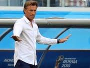 Hervé Renard begann seine Trainerlaufbahn in der sechsthöchsten Liga (Bild: KEYSTONE/EPA/GEORGI LICOVSKI)