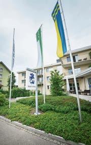 Die Privatklinik St.Georg in Goldach. (Bild: Andrea Stalder)