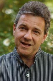 Christian Meienberger, Geschäftsstellenleiter Pro Natura St.Gallen-Appenzell, Bild von 2018