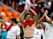 Zusammen mit Luis Suarez belebt Edinson Cavani (im Bild) das Offensivspiel von Uruguay (Bild: KEYSTONE/EPA/FRANCIS R. MALASIG)