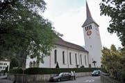 Die katholische Kirche in Erstfeld wurde umfassend saniert. (Bild: Urs Hanhart (Erstfeld, 4. Juni 2018))