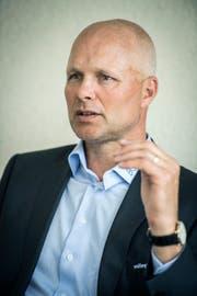 Marko Klok. (Bild: Reto Martin)