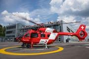 Der neue Rega-Helikopter (Bild Rega)