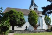 Evangelische Kirche im Oberdorf: Sulgens bekanntestes und wertvollstes Kulturobjekt. (Bild: Georg Stelzner)