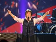 Neue Musik von Paul McCartney: Der Ex-Beatle veröffentlicht im September sein erstes Album nach fünf Jahren. (Bild: Keystone/AP Invision/ZACH CORDNER)
