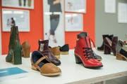 """Nachhaltiger Schuhhandel wird auf dem von Catalina Jossen Cardozo initiierten Online-Portal """"By Maria"""" betrieben. (Bild: Manuela Jans-Koch (Luzern, 21. Juni 2018))"""