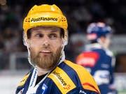 Fredrik Pettersson muss die ersten fünf Spiele der neuen Saison zuschauen (Bild: KEYSTONE/ENNIO LEANZA)