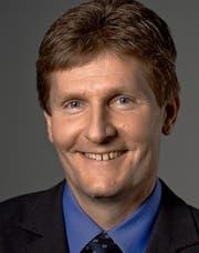 SVP-Präsident Ueli Graf