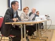 Datenschützer warnen: In der öffentlichen Verwaltung wird der Schutz von heiklen Bürgerinformationen vernachlässigt. (Bild: KEYSTONE/MARCEL BIERI)