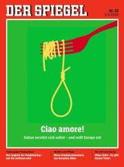 Das Cover vom Deutschen Spiegel.