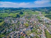 Die Gemeinde Bütschwil-Ganterschwil hat das Label Energiestadt erhalten. (Bild: PD)
