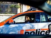 Einer der Sportwagenfahrer war auf der Passstrasse zum Grossen St. Bernhard mit 195 km/h unterwegs. (Bild: KEYSTONE/OLIVIER MAIRE)