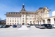 Das Kantonsgericht Schwyz. (KEYSTONE/Ennio Leanza)