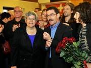Der St. Galler SP-Kantonsrat Ruedi Blumer wird neu VCS-Präsident. (Bild: KEYSTONE/REGINA KUEHNE)