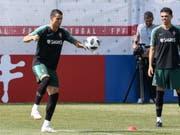 Will auch gegen den Iran den Unterschied ausmachen: Portugals Superstar Cristiano Ronaldo (Bild: KEYSTONE/EPA LUSA/PAULO NOVAIS)