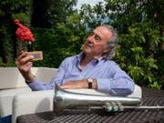 Der Tessiner Trompeter und Flügelhornist Franco Ambrosetti hat am Sonntagabend für sein Lebenswerk in Ascona den Swiss Jazz Award 2018 bekommen. Sein Lebenswerk sei allerdings noch lange nicht vollendet, sagte der 76-Jährige in seiner Dankesrede. (Bild: Pressebild)