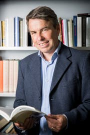 Ulrich Schmid, HSG-Professor/Slawistik-Experte