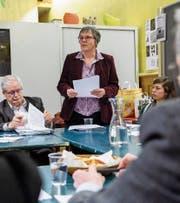 Auf Maury Pasquier warten als Präsidentin einige Baustellen. (Bild: Martial Trezzini/Keystone (Genf, 11.Januar 2017))