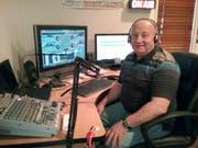 DJ John Watson aus Te Aroha, Neuseeland, erreicht mit seinem Gratis-Schlafradio Fans von Ozeanien bis in die Antarktis. Die Erfolgsrate seiner Wiegenlieder für Erwachsene schätzt er auf 70 Prozent. (Bild: Keystone/privat/John Watson)
