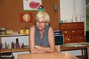 Ulla Ammann war mehr als drei Jahrzehnte an verschiedenen Kindergärten der Gemeinde Kirchberg tätig. Anfang Juli wird sie sich von ihren Kindern verabschieden. (Bild: Beat Lanzendorfer)