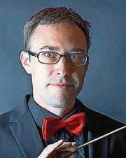 Dirigent Lukas Bolt. (Bild: PD)