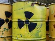 Die Schweiz will künftig bei einer nuklearen Katastrophe Roboter und Drohnen einsetzen können. (Bild: KEYSTONE/STEFFEN SCHMIDT)