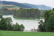 Beim Nussbaumersee im thurgauischen Seebachtal fand man Spuren der bronzezeitlichen Pfahlbausiedlung Ürschhausen-Horn. (Bild: Nana do Carmo)